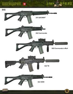 Military Weapons, Weapons Guns, Guns And Ammo, Armas Sig Sauer, Sig Sg 550, Military Drawings, Rifles, Custom Guns, Weapon Concept Art