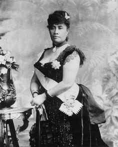 Queen Liliʻuokalani Kamakaʻeha - Hawai'i - 1891: Kamakaʻeha was the last monarch and only queen regnant of the Kingdom of Hawaii.