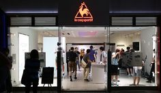 le coq sportif Launch party Supported by SNEAKER SPEAKER Event Recap