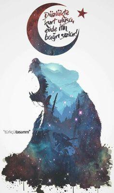 Beautiful artwork of the Wolf.