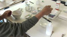 Eggshell Thin Pâte de Verre with Shin-ichi Higuchi (Trailer)