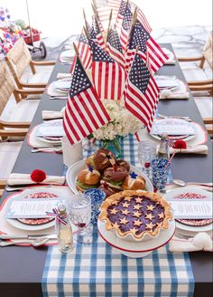 For this summer fete we used both modern and vintage décor to create a fresh look thats festive but not overdone. Fourth Of July Decor, 4th Of July Decorations, 4th Of July Party, July 4th, Patriotic Party, Patriotic Crafts, July Crafts, 4. Juli Party, Photography Set Up