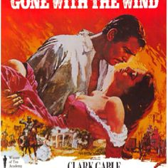 Classic!  Gone with the wind. Never gets old.