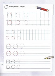 DIFER Fejleszt fzetek rs Preschool Worksheets, Coding, Armin, Gross Motor, Children, Preschool Printables, Programming