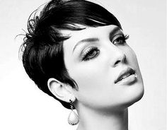 short pixie hairstyles | new short hairstyle which is a combination of short layered haircut ...