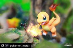 Charmander Credit @pokemon_insta1 #pokemonmaster #rowlet #pokemoncenter #pokemonsunandmoon #3DS #alola #amiibo #pokémon #pokemon #pokedex #pokemonmoon #pikachu #Nintendo #nintendolife #pkmn #toys #pokemonart #charizard #gottacatchemall #nendoroid #canon #cartoons #marvel #gamefreak #pokemonsun #pokemongo #antman