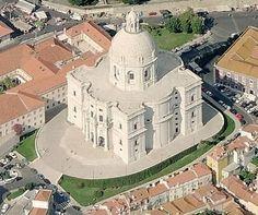 Panteão Nacional #Lisboa #Portugal