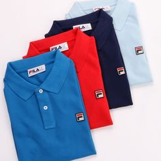 d93bc463e35b Fresh Fila deliveries just in - including the Dante Polo Shirts - now in in  a collection of fresh colour combinations. Sizes ranging from across these  ...
