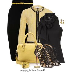 Add a Little Sunshine!, created by maggie-jackson-carvalho on Polyvore