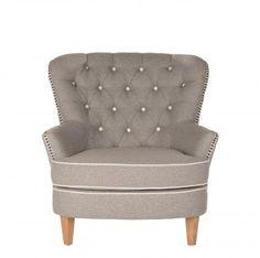 fauteuils blanc divoire - Salon Blanc Ivoire