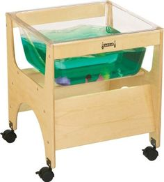 Save $92.20 on Jonti Craft Toddler See Thru Mini Sensory Table; only $261.30
