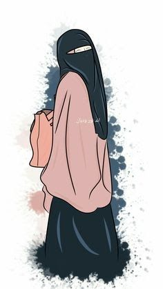 This Is meThe scarf is the most essential element while in the apparel of ladies along with hijab. Hijab Dp, Hijab Niqab, Muslim Hijab, Mode Hijab, Muslim Girls, Muslim Couples, Muslim Men, Hijab Drawing, Moslem