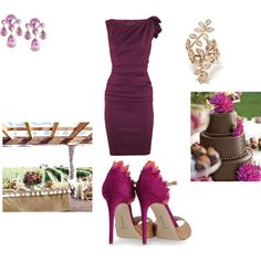 Garden Party, created by msgiovanni97 on Polyvore
