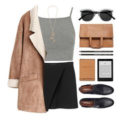 """""""#813"""" by maartinavg ❤ liked on Polyvore featuring мода, Monki, Topshop и Maison Margiela"""