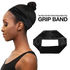 Wig Grip Headband Affix your Wig or Hair – full-cosas Diy Resin Crystals, Detangling Brush, Bald Spot, Buddy Workouts, Hair And Makeup Tips, Quality Wigs, Magnetic Eyelashes, Velvet Material, Permed Hairstyles