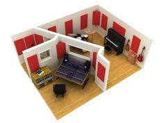 QuietGlue Pro | Recording Studios