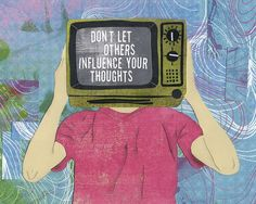 don't let them wash your brain