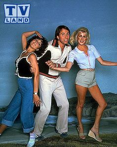 Photo of Three's Company for fans of Three's Company 9713949 Top Tv Shows, Great Tv Shows, John Ritter, Celebrities Who Died, 1970s Tv Shows, Young John, Back In My Day, Three's Company, Athleisure Fashion