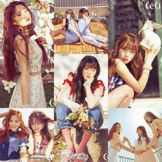 Oh My Girl with 'Oh! I Found Love' article in Céci magazine for April issue.  #kpop #idol #ohmygirl #OHMYGIRL #omg #오마이걸 #miracle #hyojung #jine #mimi #yooa #seunghee #jiho #binnie #arin #b1a4 #cute @wm_ohmygirl #got7 #ioi #bts #exo #twice #blackpink #gfriend #seventeen #redvelvet #exid
