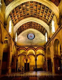 CÓRDOVA (Espanha): Capela de Villaviciosa (no interior da Mesquita).