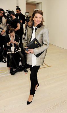 How Successful Women Power Dress: A Natalie Massenet Case Study via @WhoWhatWear
