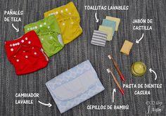 Bebés Zero Waste | Niños Zero Waste | Niños sin plástico | Ecoblog Nonoa