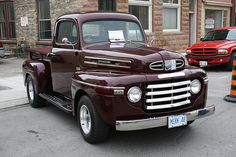 1948 Mercury pickup