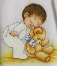 Resultado de imagem para bebés safari, para pintar em tecido