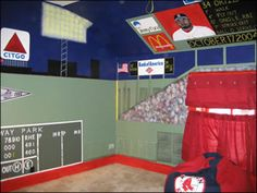 1000 images about conner 39 s room on pinterest fenway for Boston red sox bedroom ideas