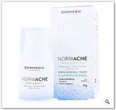 DERMEDIC NORMACNE PREVENTI Krem na noc regulująco-oczyszczający na trądzik - skóra mieszana tłusta Roche Posay, Personalized Items