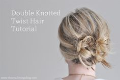 Double Knotted Twist