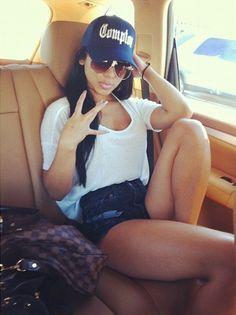 Pretty Girl Swag | BangWithCamino.com