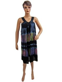 Women Clothing- Royal Blue Tie Dye Summer Wear Spaghetti Dress Bohemian Retro Gypsy  Mogul Interior , http://www.amazon.com/dp/B007UXFBSG/ref=cm_sw_r_pi_dp_bSsJpb13P6NZR$29.99