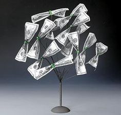 Cash Tree @ Harriet Carter