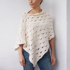 Pattern is written in US crochet terms.Wink poncho is a design from WINKcollectionWink sweater https://www.lovecrochet.com/us/wink-sweater-crochet-pattern-by-accessoriseWink pulloverhttps://www.loveknitting.com/us/wink-pullover-crochet-pattern-by-accessoriseThe sample was made withParis by Drops design. A suggested substitute yarn is shown below.