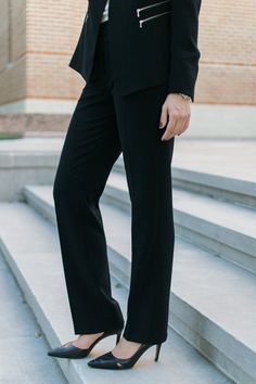 the perfect fit for suit pants
