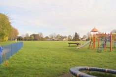 There is an excellent childrens playground in Ashwell which is also part of the larger playing fields - so lots of space for your children to run around! http://alderbarnholidayhome.com/