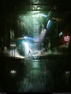 Cyberpunk artworks gallery - Page 58
