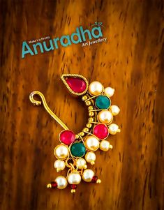 Marathi Nath, Maharashtrian Jewellery, Jewelry Art, Fashion Jewelry, Blouse Styles, Mehendi, Saree Blouse, Glamour, Traditional