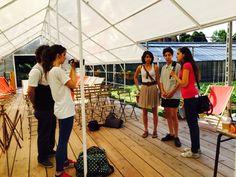 """Intervista di FlashVideo a Kunstrasse per l'evento """"Farsi il Mazzo"""""""