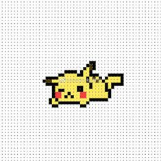 Go to our website page for lots more pertaining to this remarkable photo Kawaii Cross Stitch, Pokemon Cross Stitch, Cute Cross Stitch, Beaded Cross Stitch, Cross Stitch Embroidery, Cross Stitch Patterns, Perler Bead Templates, Diy Perler Beads, Perler Bead Art