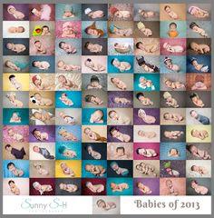 My Babies of 2013 - Winnipeg Newborn Photography