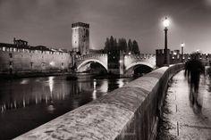 Castelvecchio - Verona - A glimpse of Castelvecchio, Verona - Italy