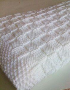 the knit baby blanket… – Sorella & Company