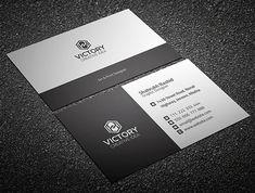 Graiht & Corporate Business Card  #businesscards #fridayfreebie #freebies #businesscardtemplates #psdbusinesscards #freebusinessscards