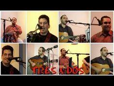 TRES X DOS, Vocales y Tumbadoras Igor Arias, NO TENGO MUCHO MAS