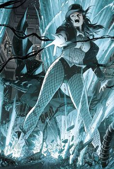 Batman and Zatana by Rafael Albuquerque Batwoman, Nightwing, Batgirl, Arte Dc Comics, Zatanna Dc Comics, Character Drawing, Comic Character, Personnage Dc Comics, Dc Comics Peliculas