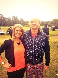 Bill Murray in PBR pants!