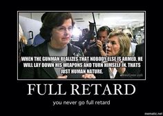 Yep she said it. Just another stupid liberal that is a traitor in the government. Louisiana, Are You Serious, Fraggle Rock, Liberal Logic, Stupid Liberals, Demotivational Posters, Conservative Politics, Stupid People, Human Nature