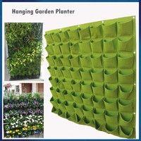 Wish | DIY Multi Choices Vertical Garden Hanging Garden Planter Indoor Or Outdoor Wall Decor